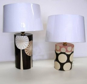 Handmade Pottery Lamps Foter