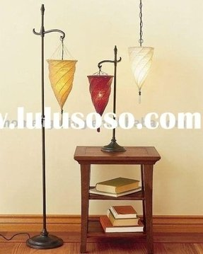 Hanging shade floor lamp foter hanging shade floor lamp aloadofball Images