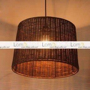 Wicker Light Brown Lamp Shades Foter