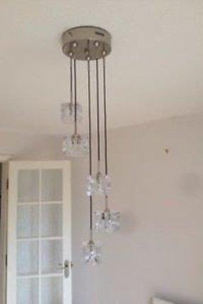 Ice Cube Pendant Lamp Ideas On Foter