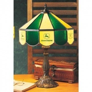 John deere table lamp 1