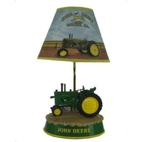 John deere table lamp foter john deere table lamp 3 aloadofball Image collections