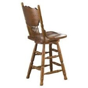 Liberty furniture nostalgia casual dining bar stool