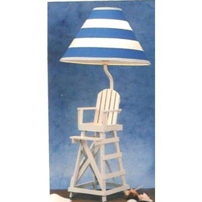 Lifeguard Chair Lamp