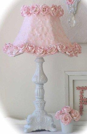 Rose Lamp Shade Foter