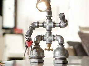 Robot Desk Lamp 8