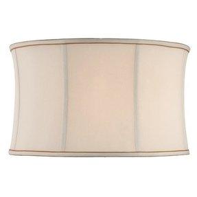 Silk drum lamp shade foter silk drum lamp shade 1 aloadofball Choice Image