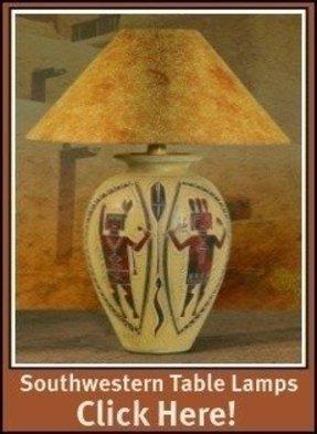 Southwestern table lamp foter southwestern table lamp jpg aloadofball Choice Image