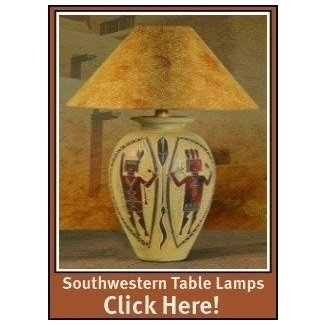 Southwestern table lamp jpg