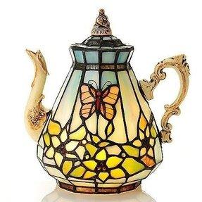 Teapot Accent Lamp Foter
