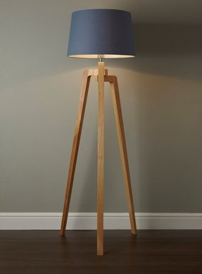 Tripod floor lamp foter tripod floor lamp aloadofball Image collections