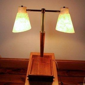 Dual Reading Lamp Foter