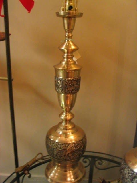 Superior Antique Japanese Lamps 3