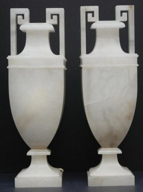 Antique marble lamps 4
