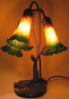Lily Pad Table Lamp Foter