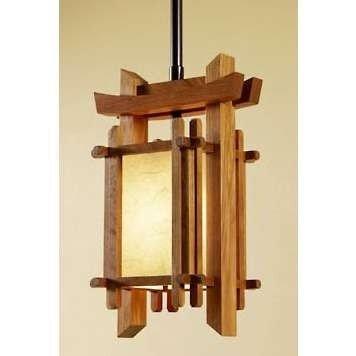 Asian hanging lanterns