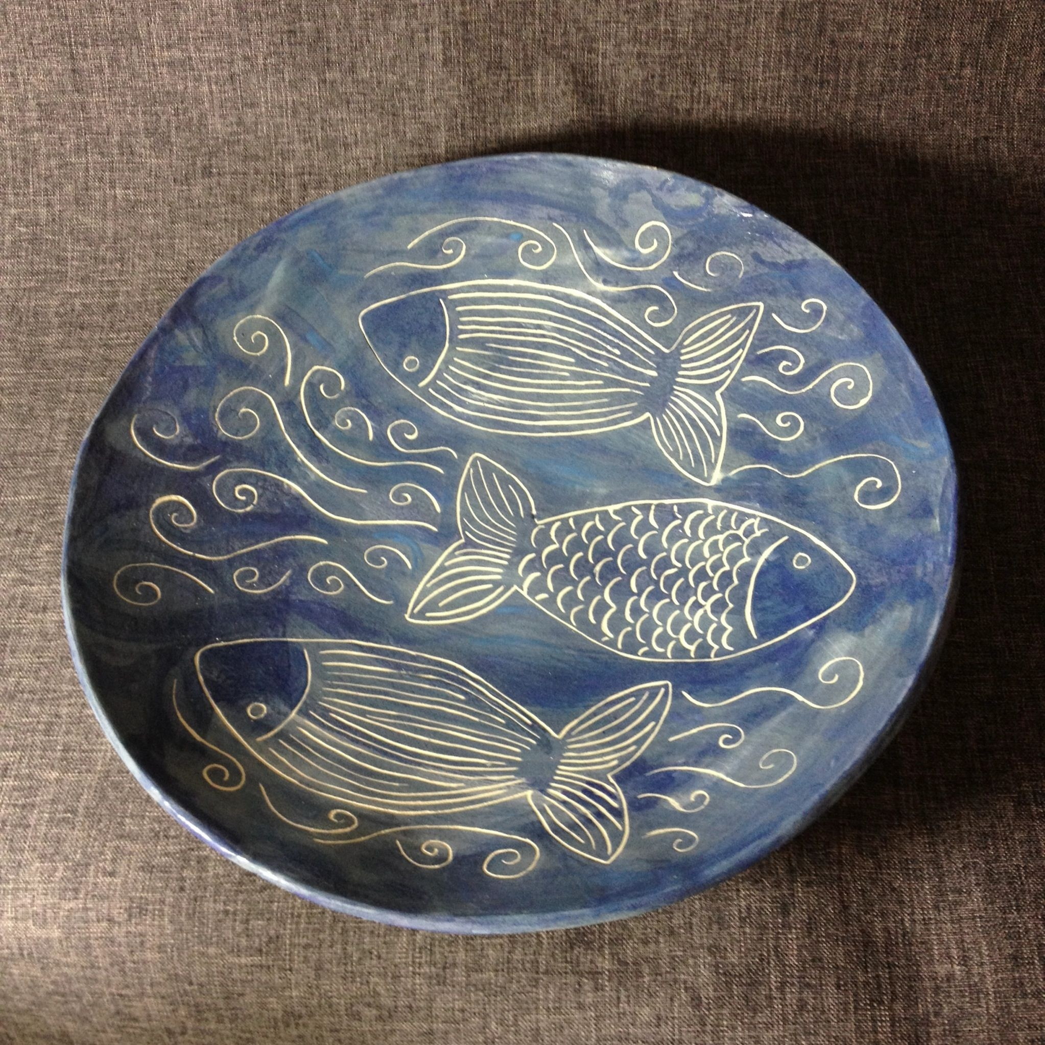 Ceramic fish plates & Ceramic Fish Plates - Foter