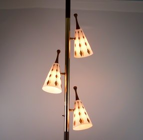 Floor Ceiling Pole Lamp For 2020 Ideas On Foter