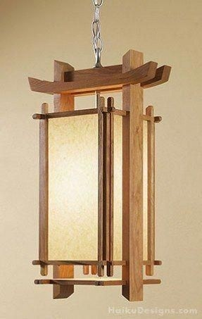 Japanese Hanging Lamps