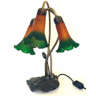 Lily pad table lamp 5
