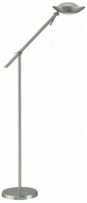 Halogen torchiere floor lamp foter lite source module ii halogen torchiere floor lamp v1422 aloadofball Choice Image