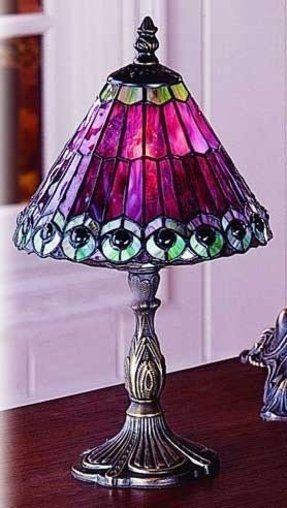 Antique Lamps Table