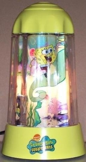 Spongebob squarepants spongebob lamp 2