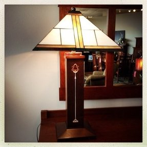 Stickley lamps 3