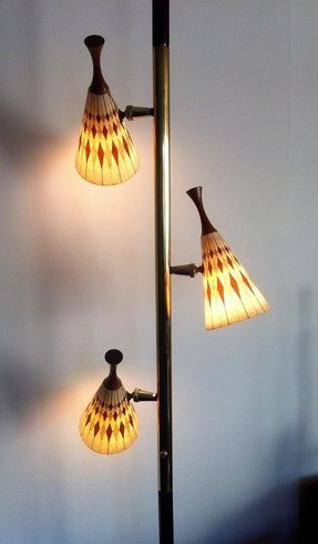 Floor Ceiling Pole Lamp Foter
