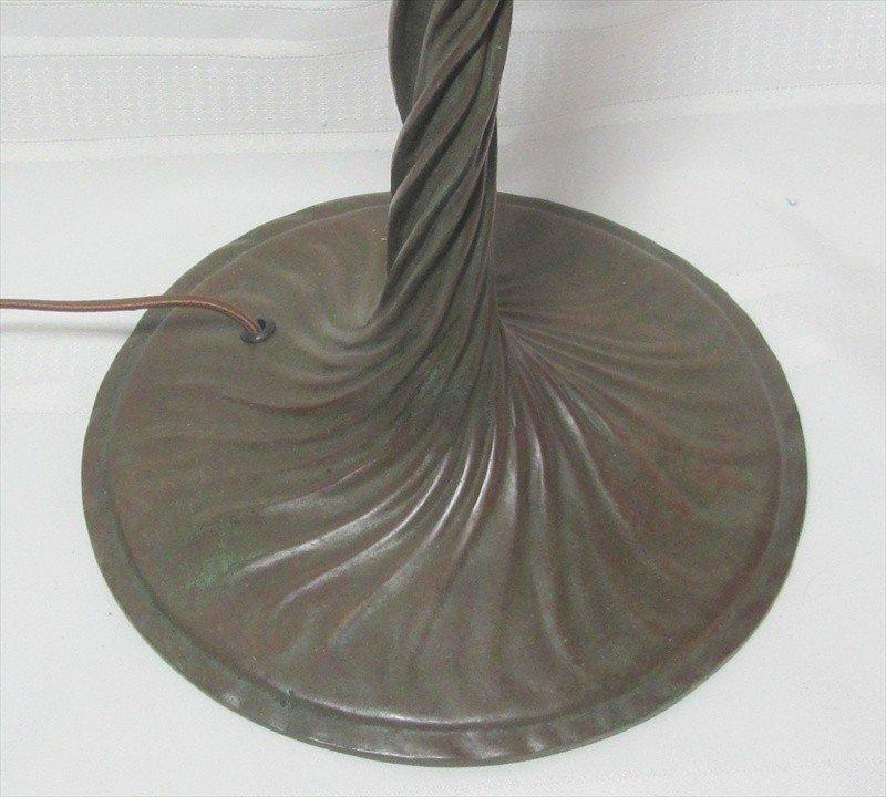 Vintage Vine Root Table Lamp Base