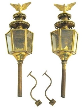 Brass Coach Lamps Foter