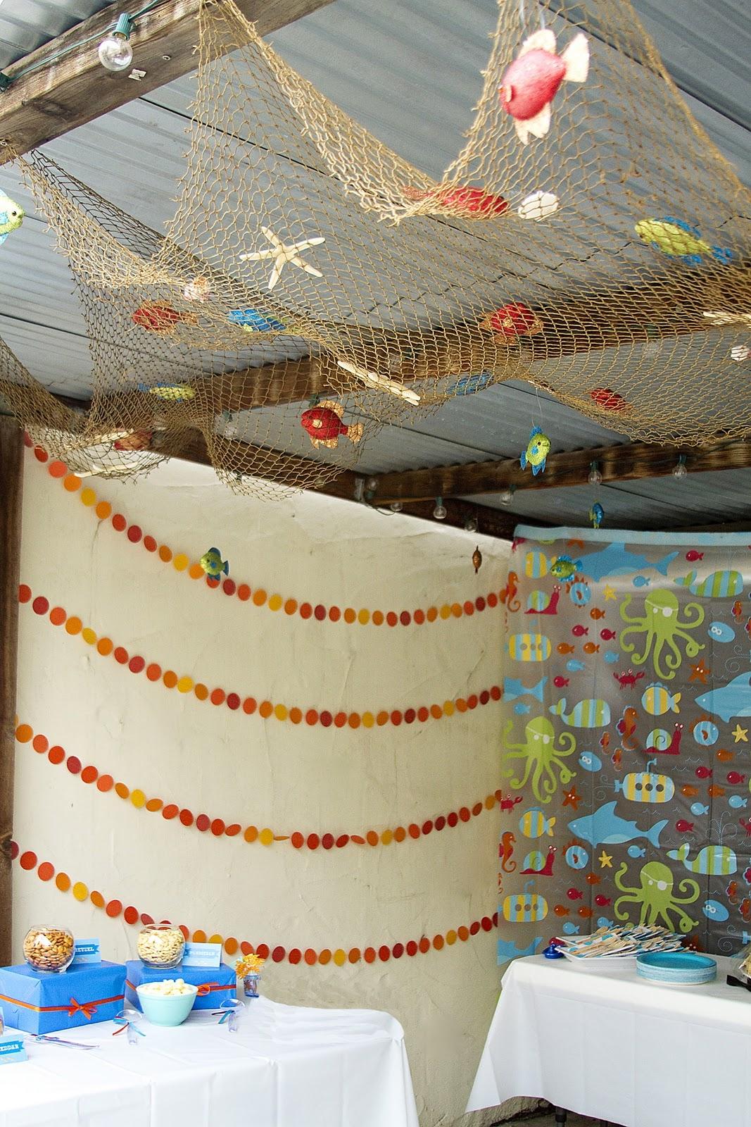 Beach Inspired Shower Curtains
