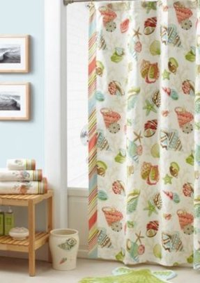 Beach Theme Shower Curtains Ideas On Foter