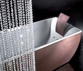 Beaded Shower Curtains 10