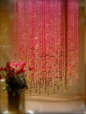 Beaded Shower Curtains 34