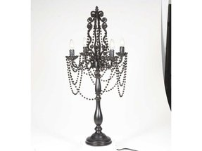 Candelabra table