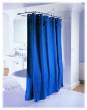Beautiful Denim Shower Curtain 6