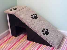 Dog ramps for high beds