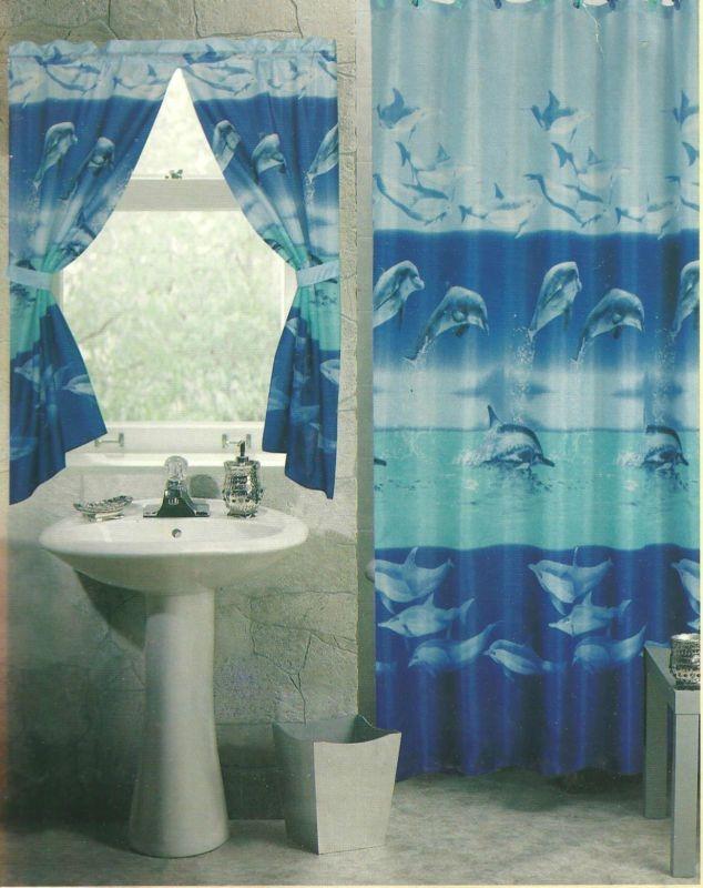 Dolphin Curtains
