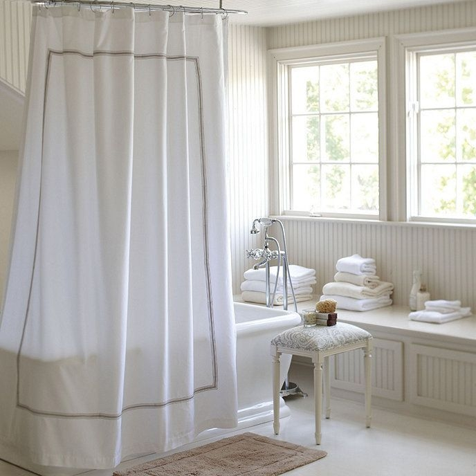 Embroidered Shower Curtain 26