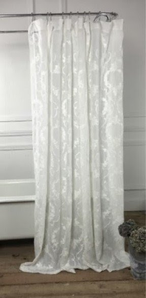 nicolabrydon on pinterest beautiful cualli curtain bath anthropologie images lace curtains gorgeous ivory new bathroom shower best guest