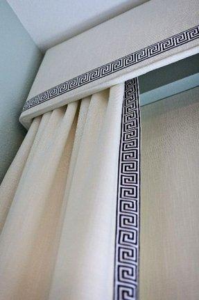 Very best Greek Key Shower Curtain - Foter YJ32