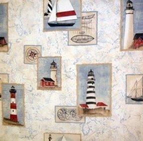 Lighthouse Shower Curtain Foter
