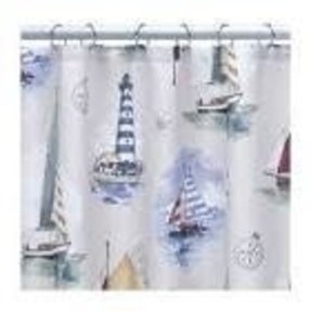 Lighthouse Shower Curtain 34