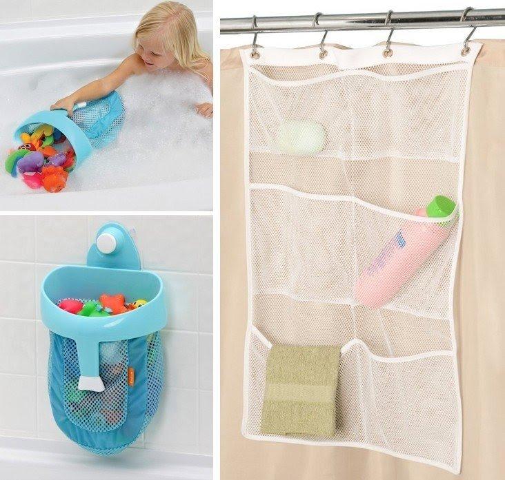 Superior Mesh Bath Shower Organizer