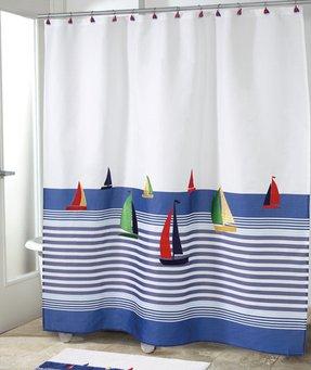 Nautical Shower Curtain Hooks - Foter