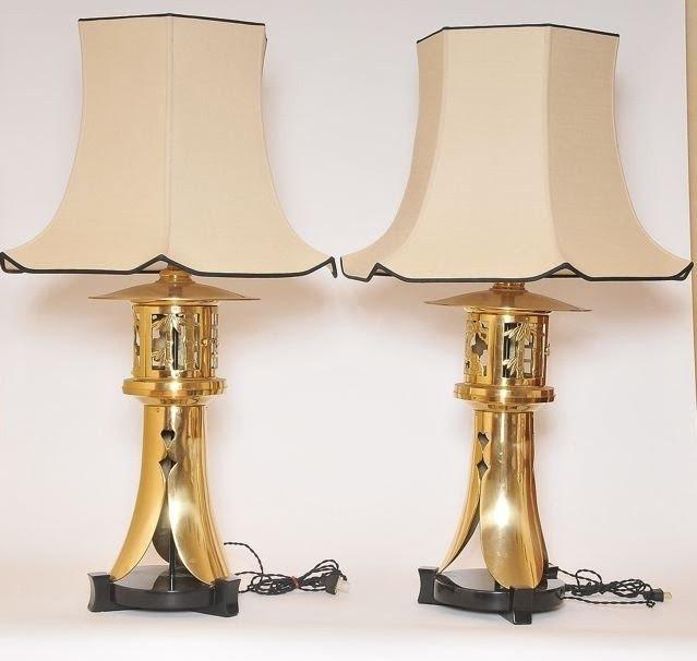 Oriental Lamp Shades 5