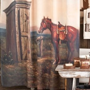 Outhouse shower curtain 3