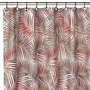 Palm Tropical Shower Curtain 18