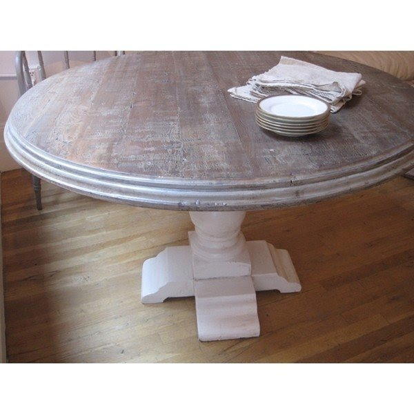Round Dining Table Pedestal Base